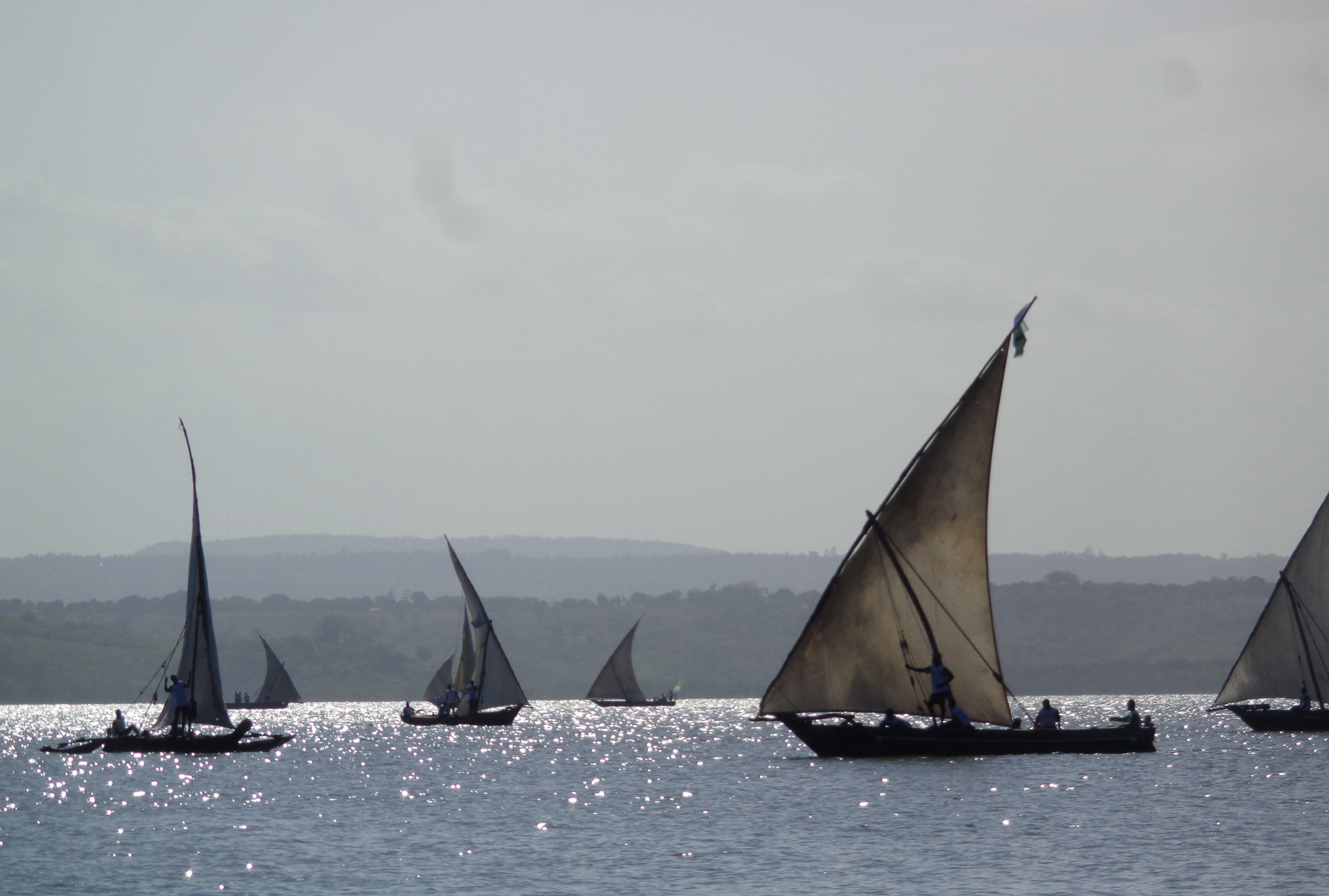 Dhow Races in Kilifi, Kenya. Bettina Ng'weno, 2013.